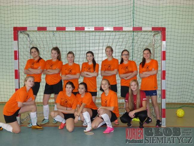 Piłka nożna, Futsal kobiet Drohiczynie - zdjęcie, fotografia