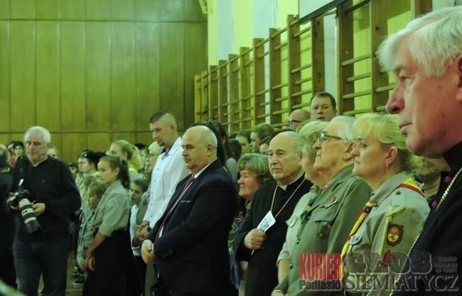 Organizacje pozarządowe NGO, Jesienny złaz hufca Bielsku Podlaskim - zdjęcie, fotografia