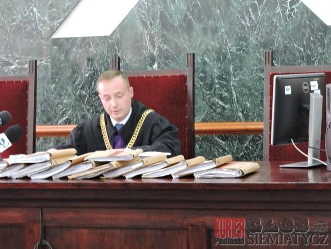 Sprawy kryminalne, Biznesmen Marek skazany przez Bielsku Podlaskim Podsłuchy firmach węglowych - zdjęcie, fotografia