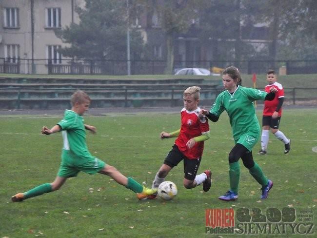 Piłka nożna, Orzeł królował boisku - zdjęcie, fotografia