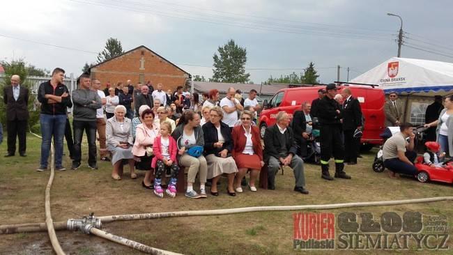 Pożary - straż, Boćki mistrzem powiatu bielskiego - zdjęcie, fotografia