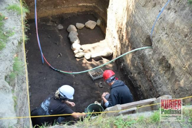 Historia Mielnika 2 metry pod ziemią