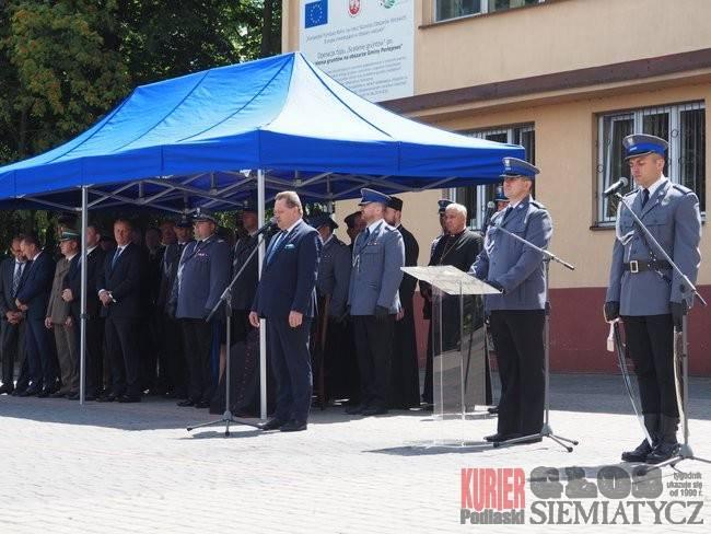 Święto Policji W Siemiatyczach