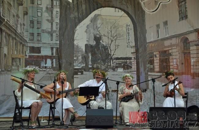 Muzyka - Koncerty, Międzynarodowy Festiwal Piosenki Poetyckiej Bułata Okudżawy - zdjęcie, fotografia
