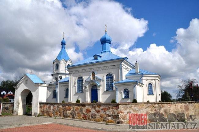 Administracja, Turystyczny szlak sakralny - zdjęcie, fotografia