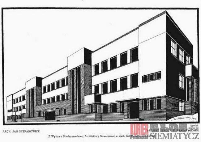 Notatnik historyczny, Nieznana historia starej szkoły - zdjęcie, fotografia