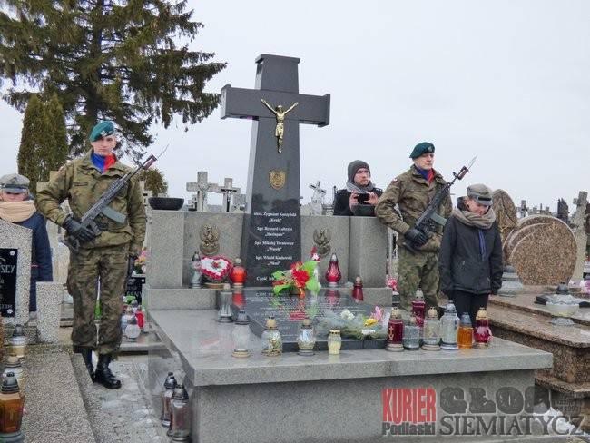 Dzień Żołnierzy Wyklętych w Perlejewie
