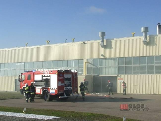 Pożary - straż, Zanim dojdzie sytuacji krytycznej - zdjęcie, fotografia