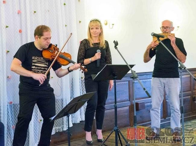 Muzyka - Koncerty, Fletnia Folwarku Księżnej - zdjęcie, fotografia