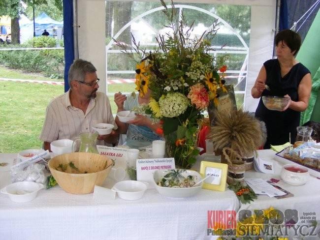 Konkurs kulinarny na Dni Drohiczyna