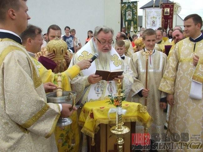 150 lat cerkwi w Narojkach