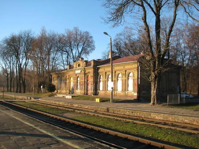 Zabytkowy dworzec czeka na swoją szansę