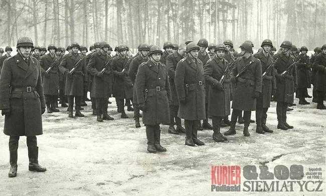 Historia , Historia najnowsza Nurzec Stacja - zdjęcie, fotografia
