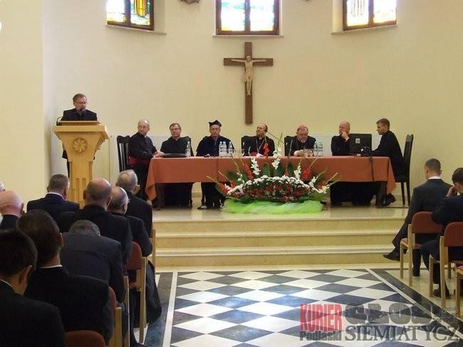 Inauguracja roku w seminarium
