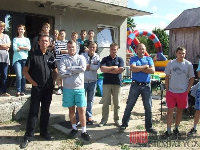 Turniej sołectw Gminy Drohiczyn