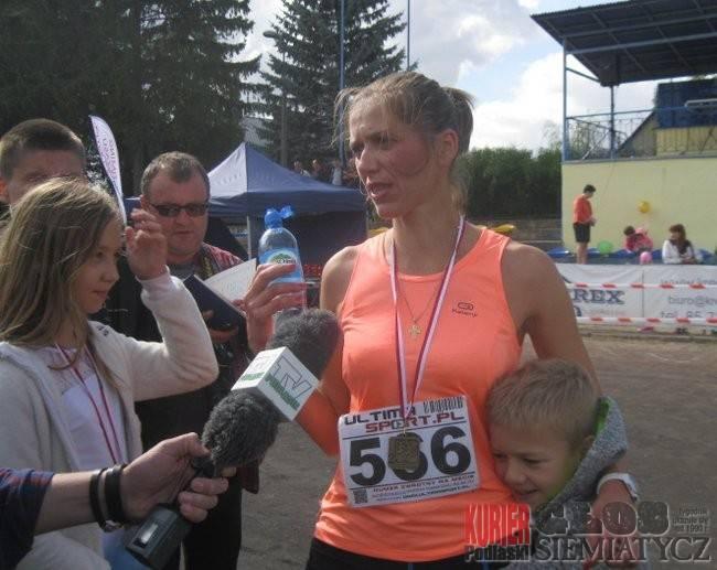 Bieganie , Półmaraton Bielski - zdjęcie, fotografia