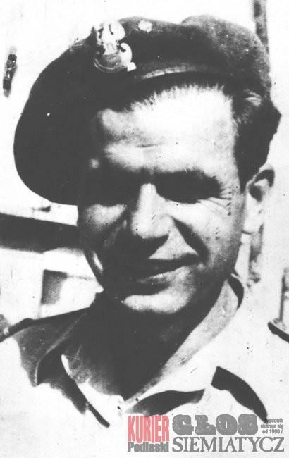 Notatnik historyczny, Monte Cassino Siemiatycz Stacji - zdjęcie, fotografia