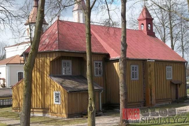 Czy zniknie stary kościół z Grodziska?