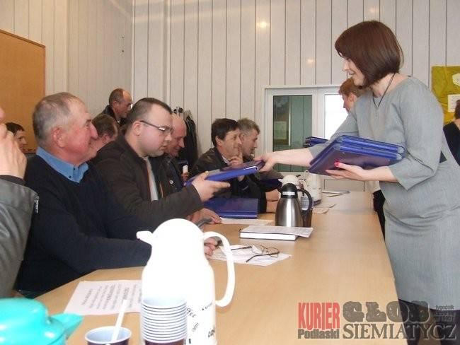 Grodzisk - Wnioski z zebrań sołeckich