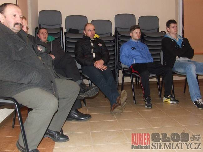 Strażacy z Miłkowic