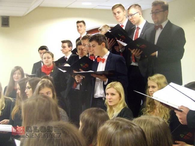 Drohiczyn - Opłatek u biskupa