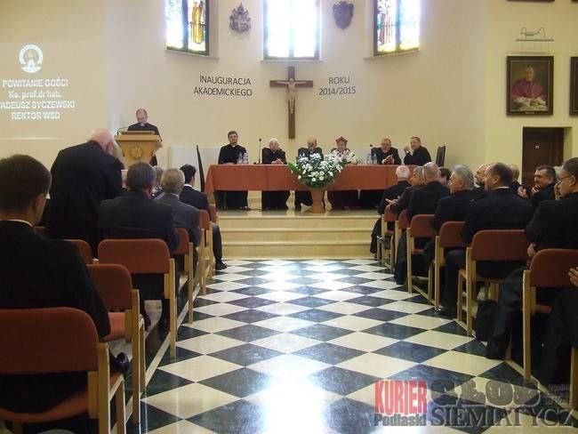 Drohiczyn - Inauguracja w WSD