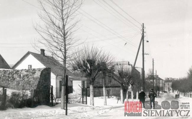 Stara fotografia, Siemiatycze - zdjęcie, fotografia