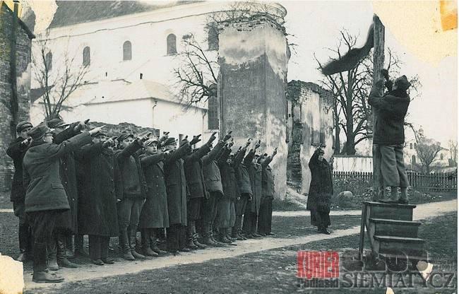 Album Starych Fotografii, Siemiatycze wieku - zdjęcie, fotografia