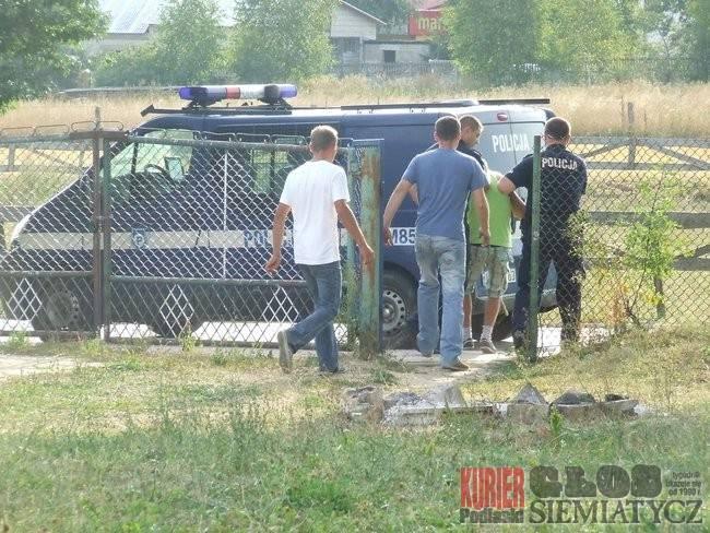 Dziadkowice - Alkohol i agresja