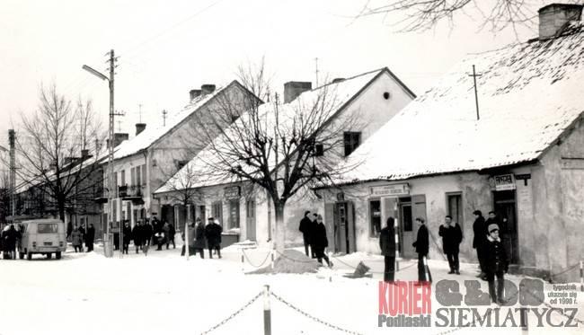 Album Starych Fotografii, starej fotografii Siemiatycze - zdjęcie, fotografia