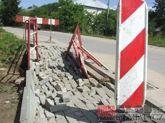 Perlejewo - Deszcze kosztowały ponad 400 tysięcy