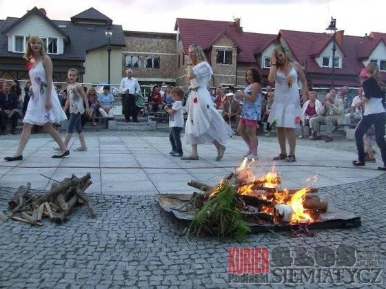 Drohiczyn - Noc Świętojańska