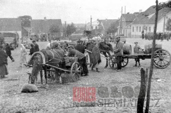 Album Starych Fotografii, pierwszy publikowane/2/ Siemiatycze - zdjęcie, fotografia