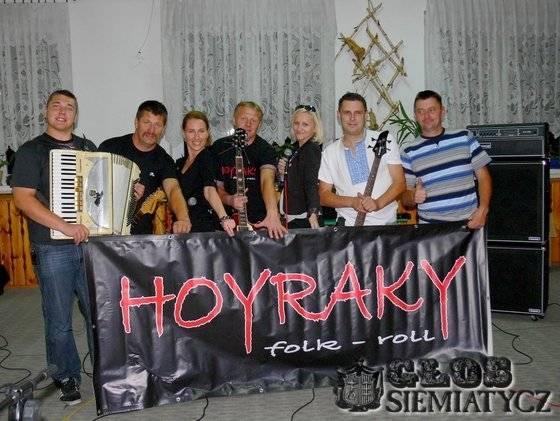 Muzyka - Koncerty, Boćki Hoyraky czyli ukraiński folklor rockowo - zdjęcie, fotografia