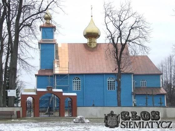 Rogacze - Odnowa cerkwi