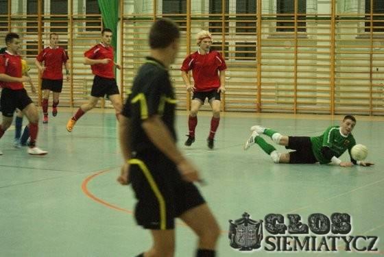 Futsal - Żubr Drohiczyn walczy o punkty