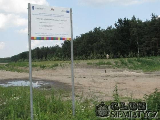 Zamknięte wysypisko w Żerczycach