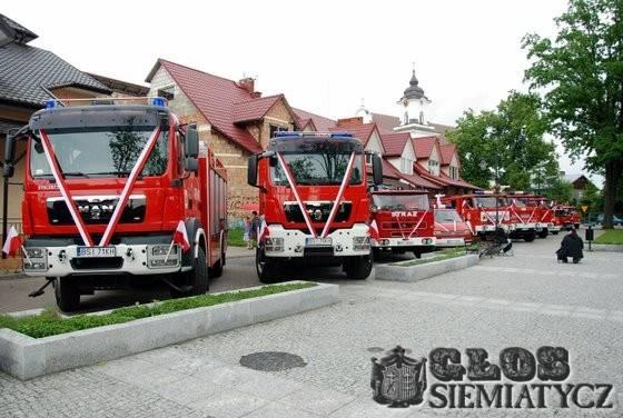 Drohiczyn  - Dzień Strażaka