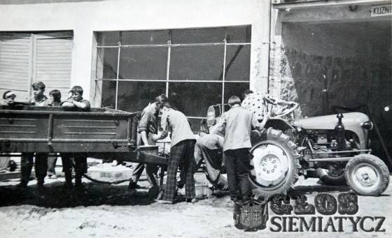 Historia , historii Zespołu Szkół Rolniczych Czartajewie - zdjęcie, fotografia