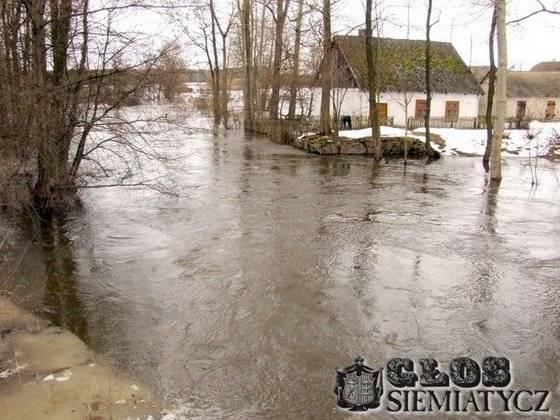 Woda pod kontrolą - Pełchówka groźniejsza od Bugu