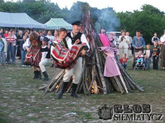 Święta i uroczystości, Fotogaleria Świętojańska Drohiczynie - zdjęcie, fotografia