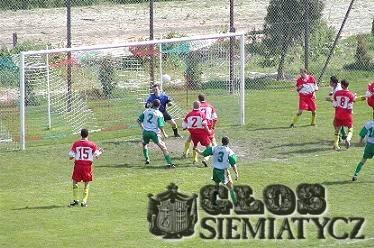 Piłka nożna, Fotogaleria Panorama Mielnik Cresovia Siemiatycz - zdjęcie, fotografia