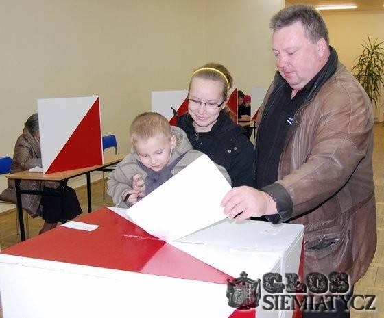 Wybory 2010, Wyniki wyborów - zdjęcie, fotografia