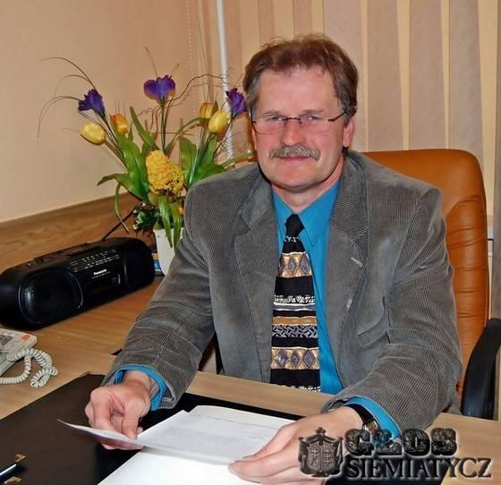 Wybory 2010, Kolejny kandydat burmistrza Siemiatycz - zdjęcie, fotografia