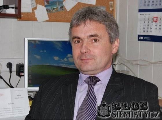 Wybory 2010, Wybory Kandydaci burmistrza Drohiczyna - zdjęcie, fotografia