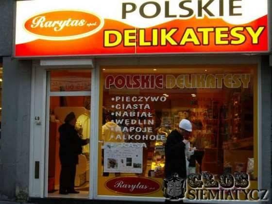 Aktualności - Bruksela, Polskie Delikatesy Brukseli - zdjęcie, fotografia