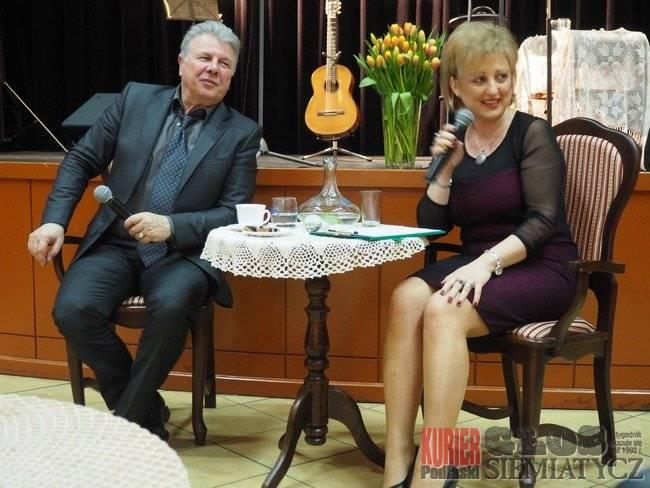 Muzyka - Koncerty, Dzień Kobiet Emilianem Kamińskim - zdjęcie, fotografia