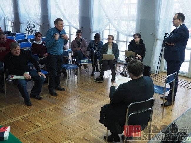 Administracja, Rzecznik Obywatelskich Hajnówce Bielsku Siemiatyczach - zdjęcie, fotografia