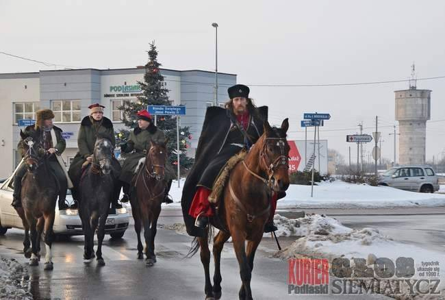 Ludzie  - pasje i problemy, Konny Szlakiem Powstańców - zdjęcie, fotografia