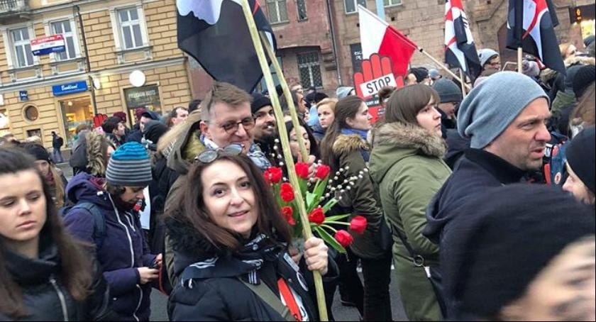 """Ludzie  - pasje i problemy, Prawo wyboru czyli """"Jedziemy Warszawę"""" - zdjęcie, fotografia"""